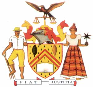 Hugh Wooding Law School Logo